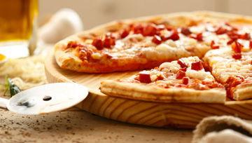 Tiefgekühlte Pizzas