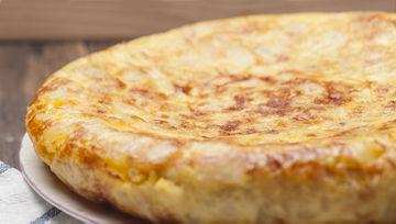 Tiefgefrorene Tortillas