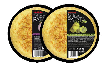 Frische Kartoffel-Omelett