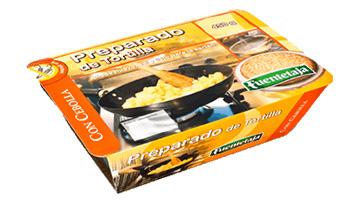 Fertigmischungen für kartoffelomeletts